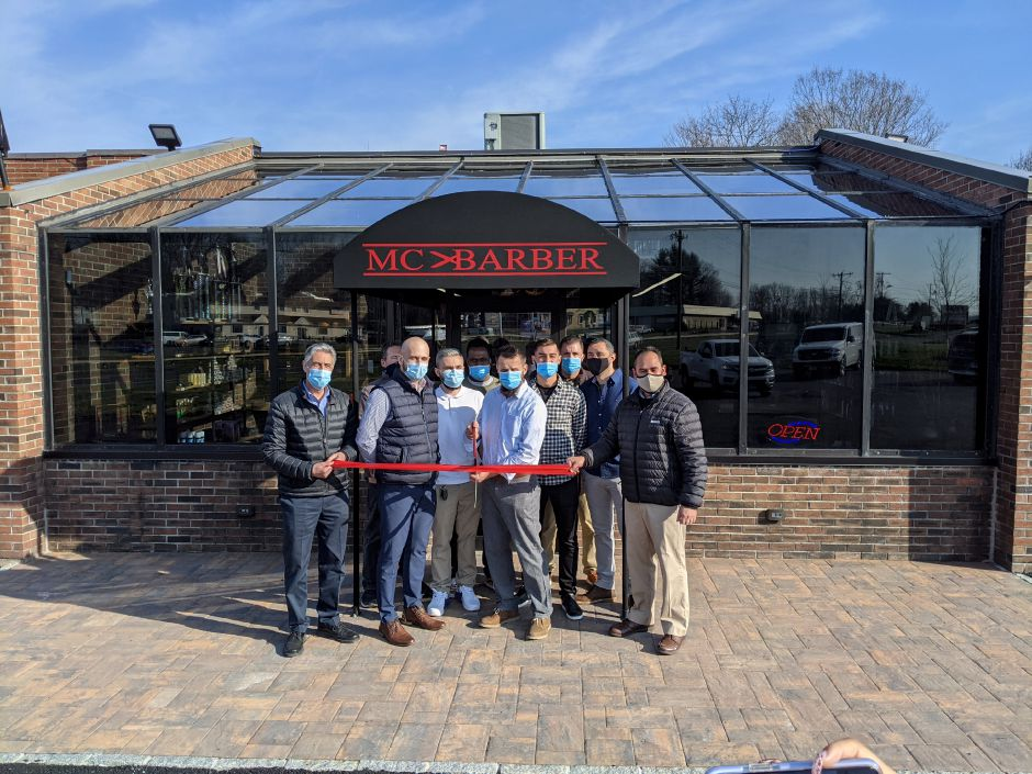 MC Barber, an international award-winning barber, has opened a barber academy and the first of its kind in Connecticut – a men