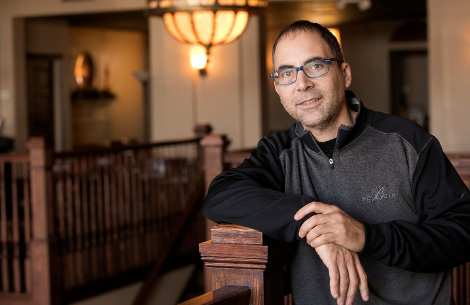 Christian Rao, owner of J. Christian's at 9 N. Main St. in Wallingford, recently responded to rumors that he is looking to sell the restaurant.   Dave Zajac, Record-Journal