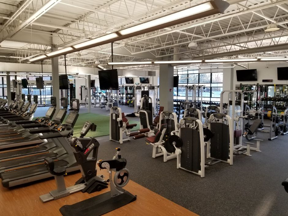 Wheeler YMCA newly renovated wellness center. |Chris Hibbs, contributed