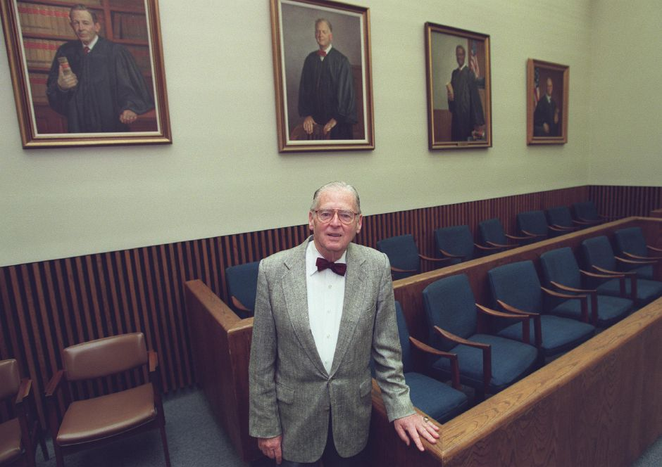 RJ file photo - Judge Francis J. O