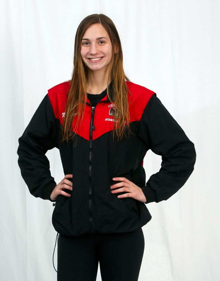 Sophie Murphy/ Cheshire - 2019 All Record-Journal Girls Swimming Cheshire - 2019 All Record-Journal Girls Swimming
