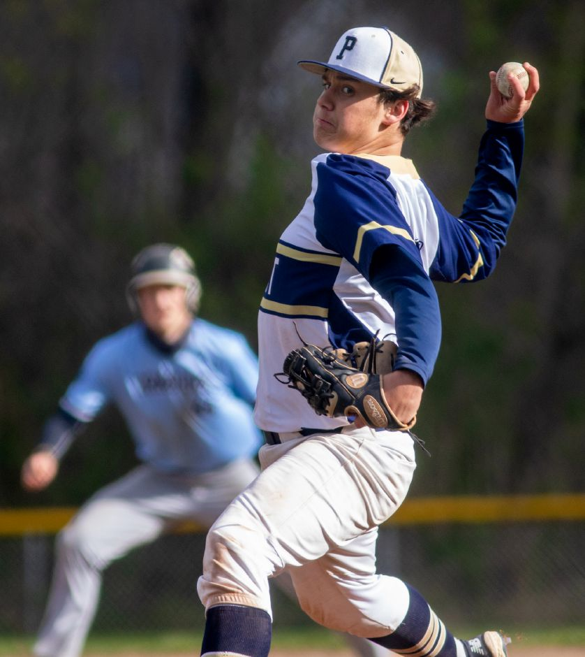 Coming off of Monday's 12-11 win in East Hartford, Brandon Cahill and the Platt Panthers are 5-5 heading into Wednesday night's showdown with Maloney at Ceppa Field. Aaron Flaum, Record-Journal