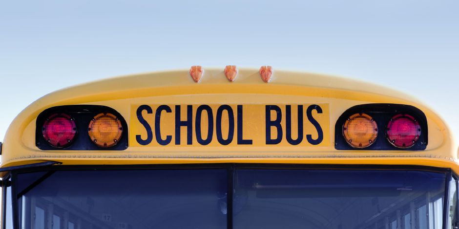 School Bus; Shutterstock ID 22711654; PO: aol; Job: production; Client: drone