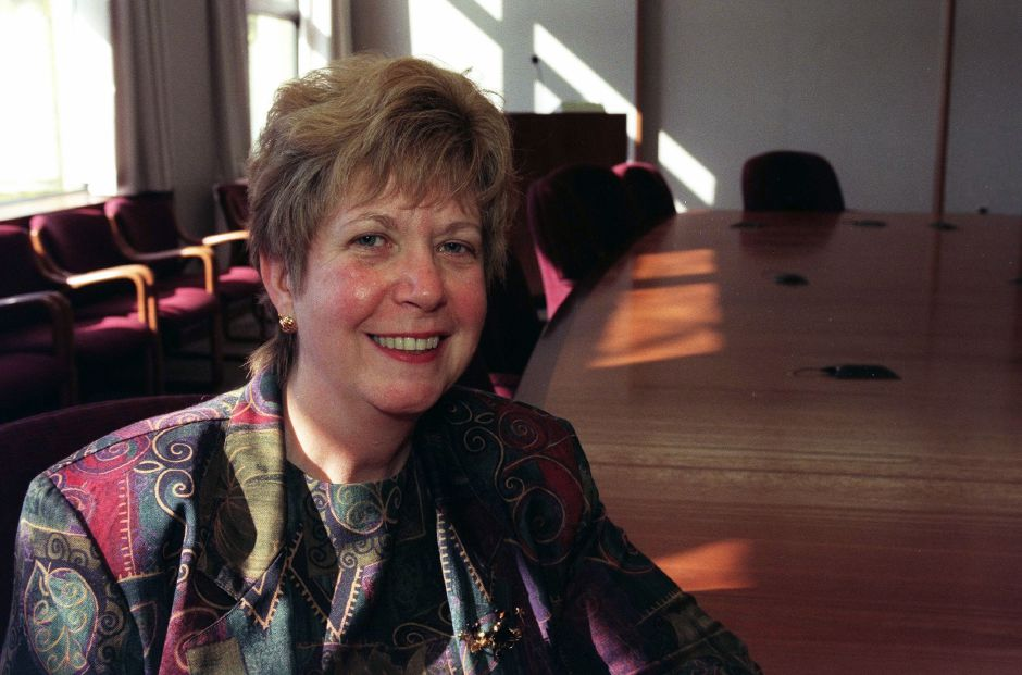Edna Roberts has been selected by the Business and prefessional women of Meriden as Business Woman of the Year - Oct. 1999