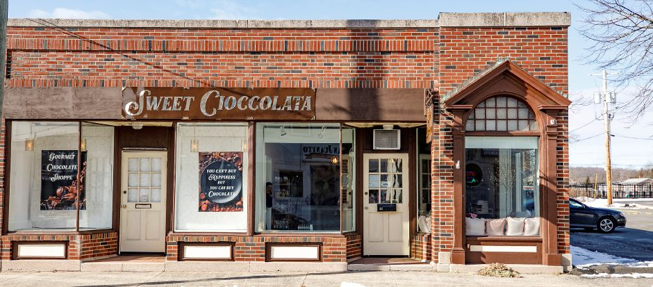 Sweet Cioccolata, 32 North Colony Rd., Wallingford, Thurs., Jan. 28, 2021. Dave Zajac, Record-Journal