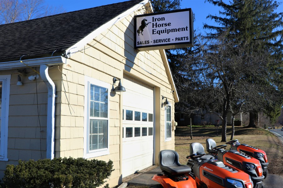 Iron Horse Equipment, a new outdoor power equipment store opened in Durham, replacing the recently closed Durham Power Equipment at 152 Guilford Road | Nadya Korytnikova, Record-Journal