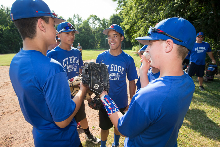 Meriden While Many Young Little Leaguers Will Soon Be Headed To