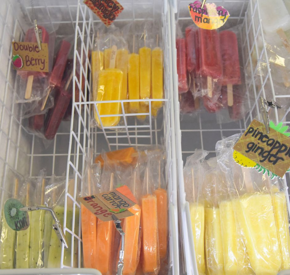 Pop Centric pops displayed for sale at 55 State St. in North Haven on Wednesday, Sept. 4, 2019. | Bailey Wright, Record-Journal