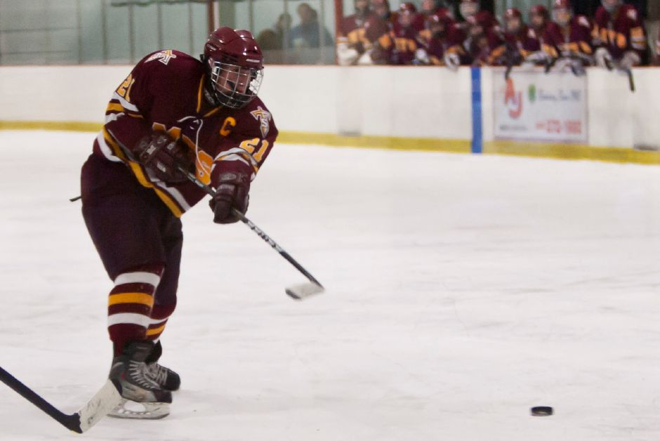 During the power play, Sheehan