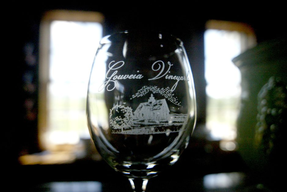 Gouveia Vineyards at 1339 Whirlwind Hill Rd in Wallingford. |FILE PHOTO