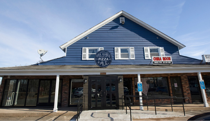 The newly renovated Cheshire Pizza & Ale at 133 Highland Ave. in Cheshire, Monday, January 16, 2017.  | Dave Zajac, Record-Journal