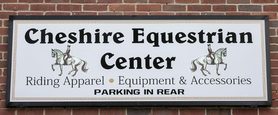 Cheshire Equestrian Center, a new business at 116 S. Main St. in Cheshire, Monday, August 20, 2018. The store opens September 20 and will offer clothing and riding equipment tailored largely to dressage riders. Dave Zajac, Record-Journal
