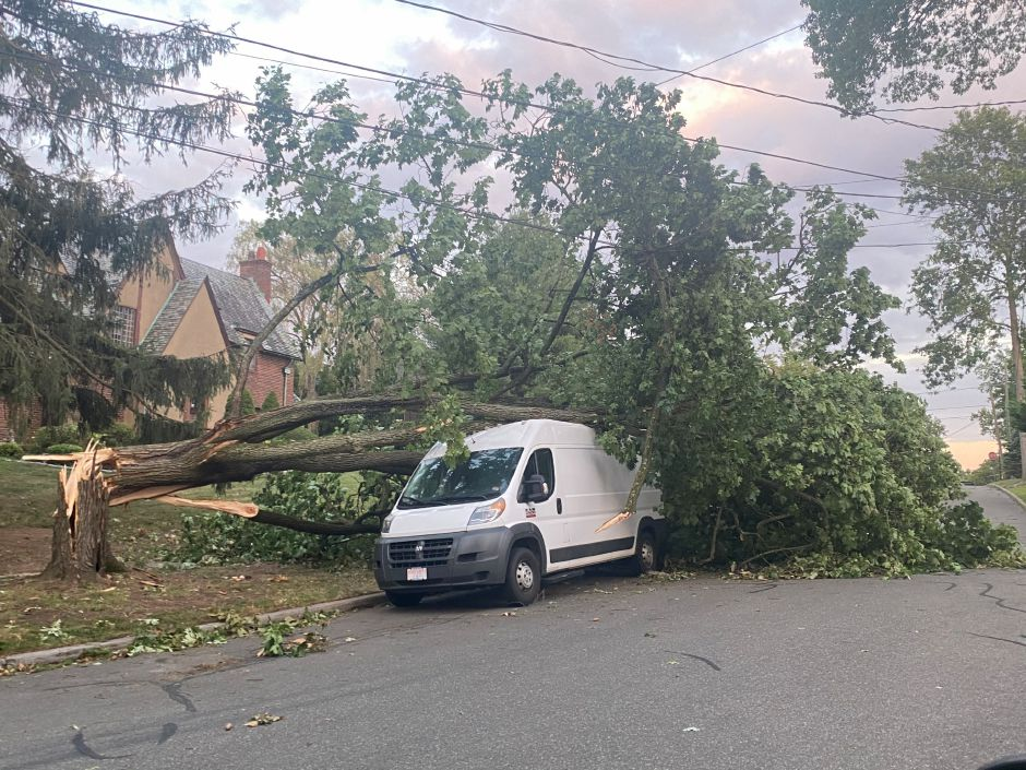 This photo was submitted by John Butterfield it waPark Place in Meriden