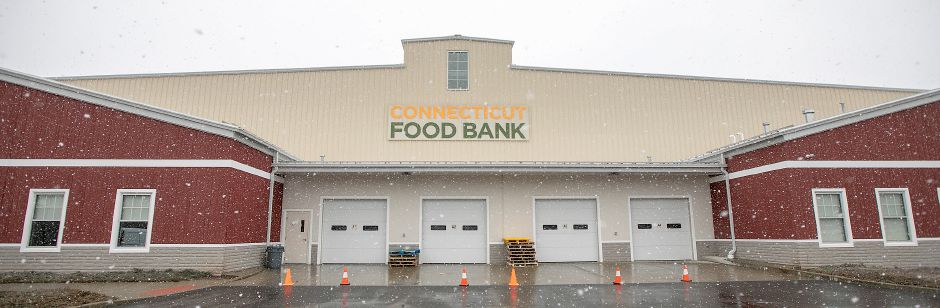 Connecticut Food Bank, 2 Research Pkwy., Wallingford, Mon., Mar. 23, 2020. Dave Zajac, Record-Journal