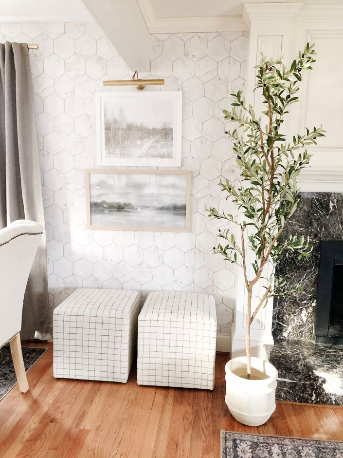 From changing up to the curtains to adding some greenery, a few tips make for an easy winter refresh for your home. | Amanda Piscitelli, special to Record-Journal