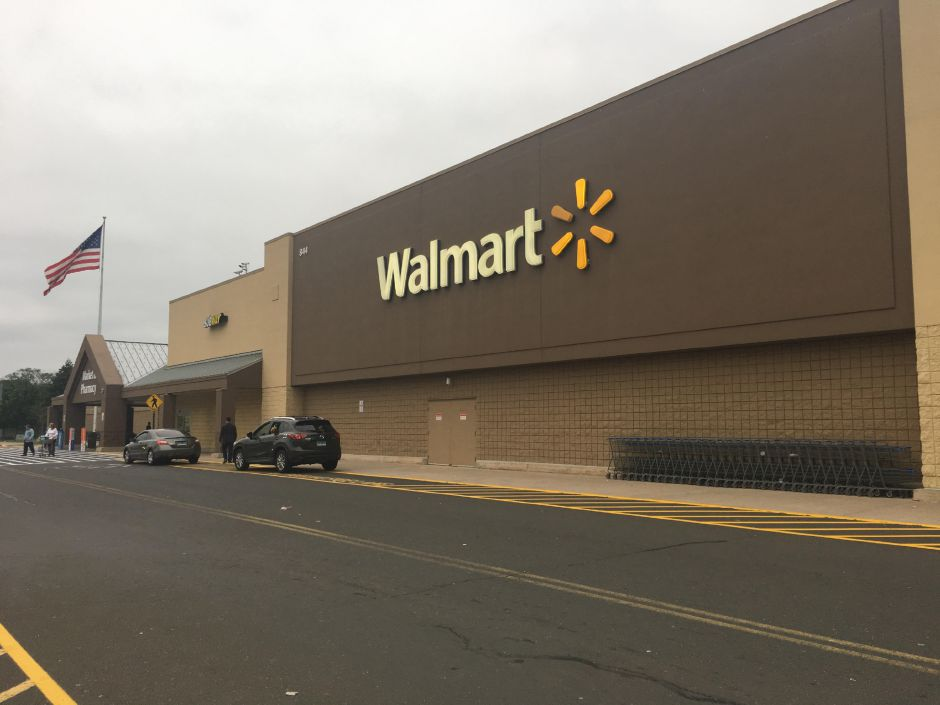 June 2017: Walmart moved into the Super K-Mart location when the store closed. The original Walmart location is now Lowe