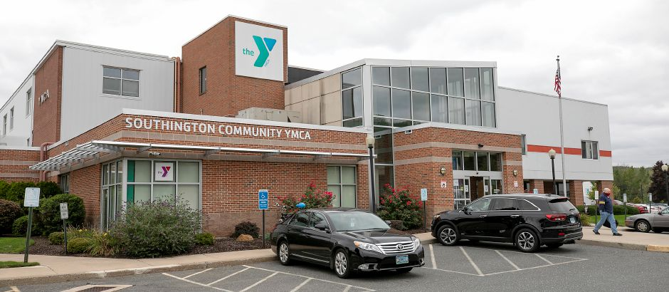 The Southington Community YMCA, Fri., Sept. 18, 2020. Dave Zajac, Record-Journal