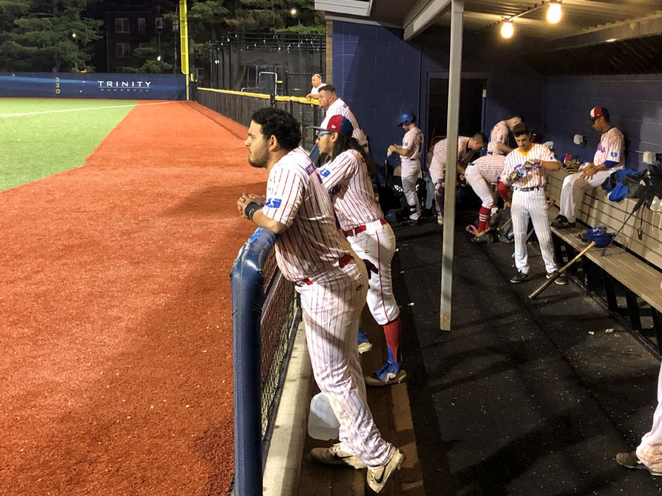 The Record-Journal Expos have seen better nights. On Friday, the Meriden squad dropped an 8-2 decision to Ulbrich Steel in a Greater Hartford Twilight Baseball League game at Ceppa Field. Record-Journal file photo