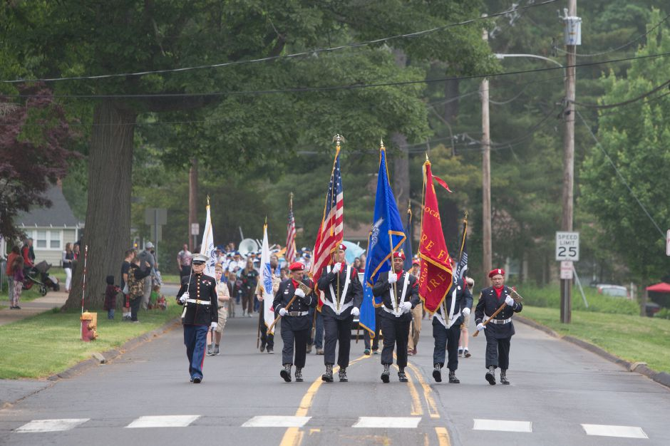 Thousands Expected For Wallingford S Annual Memorial Day Parade