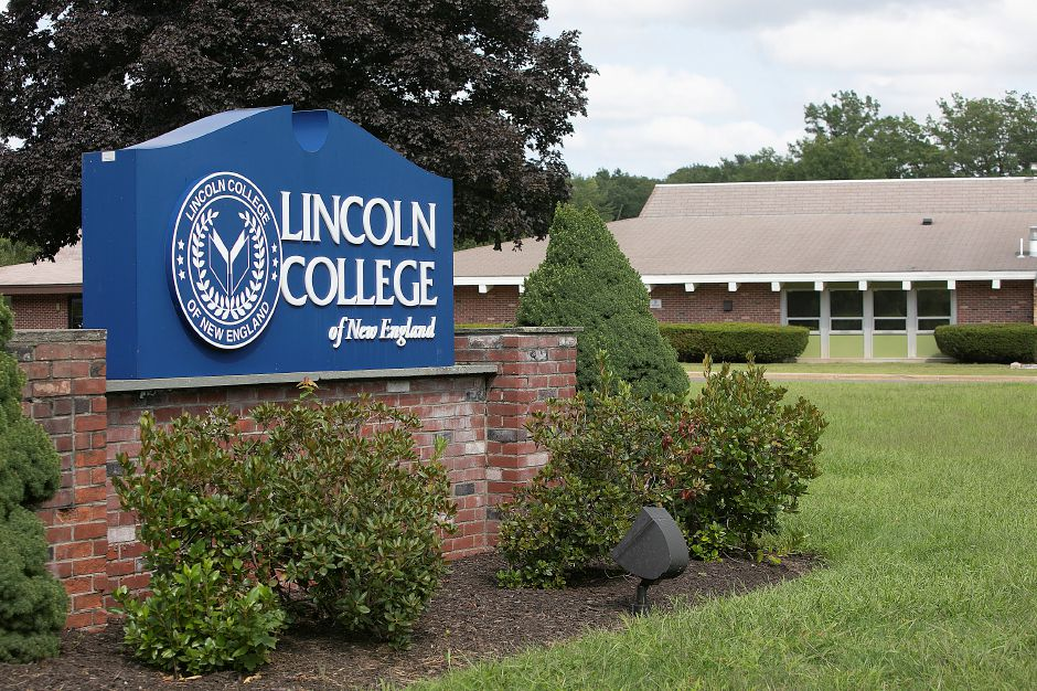 lincoln college of new england student login