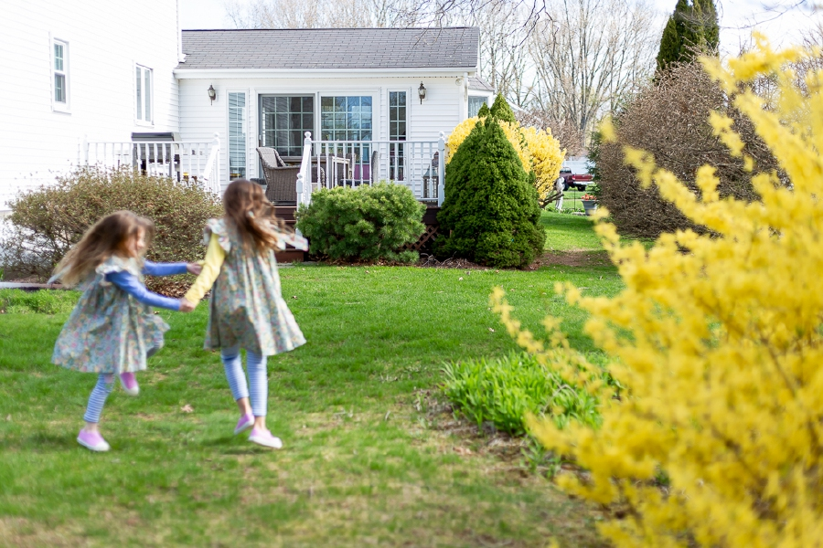 Caitlin Houston gives tips to enjoying a bug-free yard this summer so kids can play safely. |Caitlin Houston, special to the Record-Journal