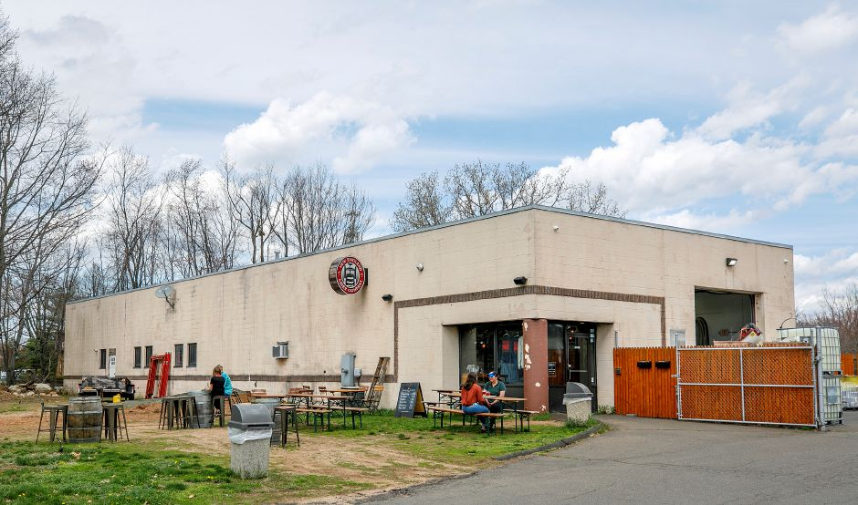 New England Cider Company, 110 N. Plains Industrial Rd., Wallingford, Wed., Apr. 14, 2021. Dave Zajac, Record-Journal