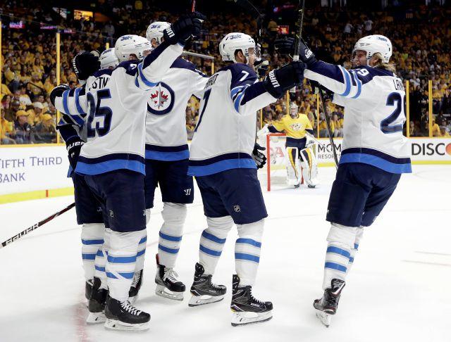 Vegas Next In Western Final After Winnipeg Jets Stun Nashville Predators In Game 7
