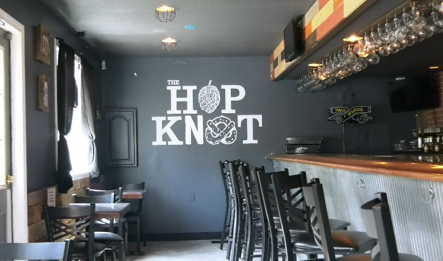 The Hop Knot, 1169 Meriden-Waterbury Turnpike, Southington. |Ashley Kus, Record-Journal