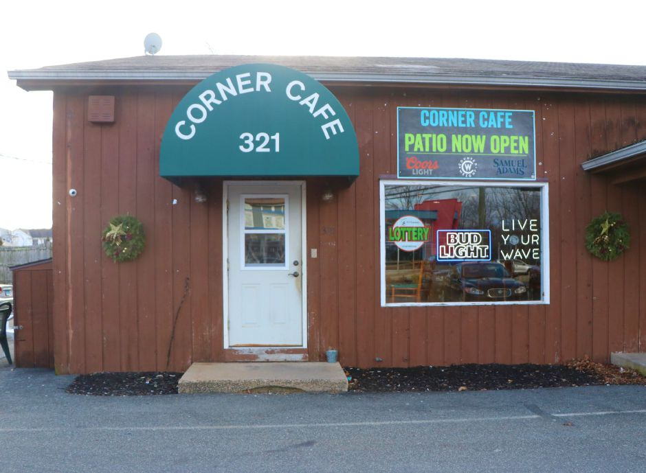 Corner Cafe, 321 Church St., Wallingford. | File photo