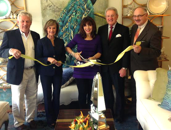 Design House Interiors In Wallingford Had Its Official Ribbon Cutting Oct 22