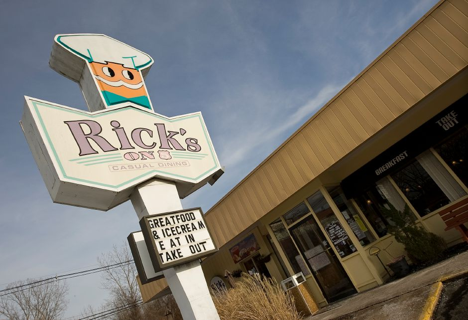 Rick's On 5, 765 N. Colony Road