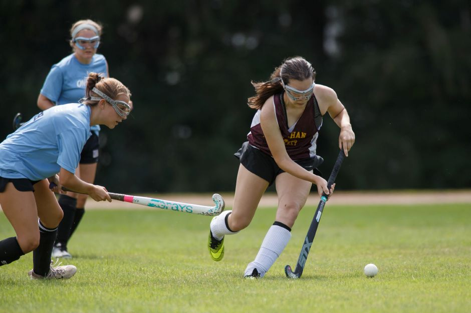 Returning senior Jordyn Nickerson adds experience to the Sheehan roster as the Titans look to return to the postseason in 2018 after a one-year absence. | Justin Weekes / Special to the Record-Journal
