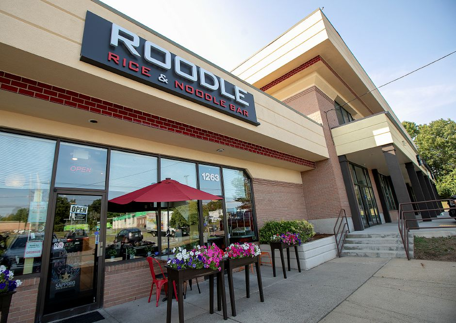 Roodle Rice & Noodle Bar, 1263 S. Broad St., Wallingford, Fri., Aug. 2, 2019. Dave Zajac, Record-Journal