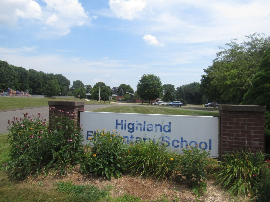 Highland Elementary School, Wallingford, July 17, 2019. | Lauren Takores