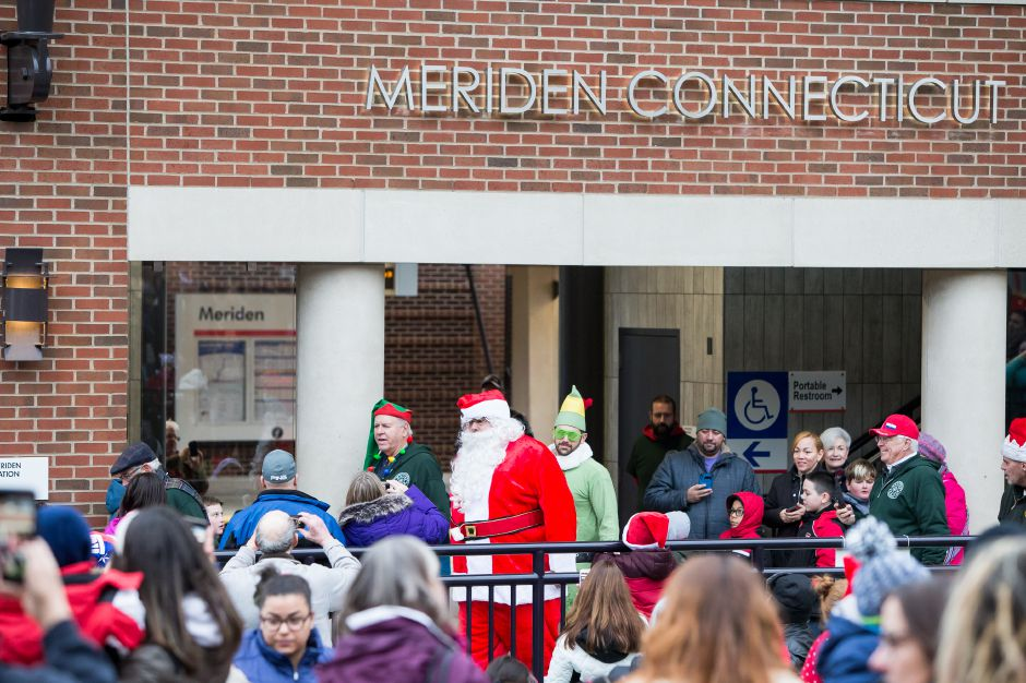 Saturday during the YuleFest Meriden and Holiday Market Place on Colony Street in Meriden November 24, 2018 | Justin Weekes / Special to the Record-Journal