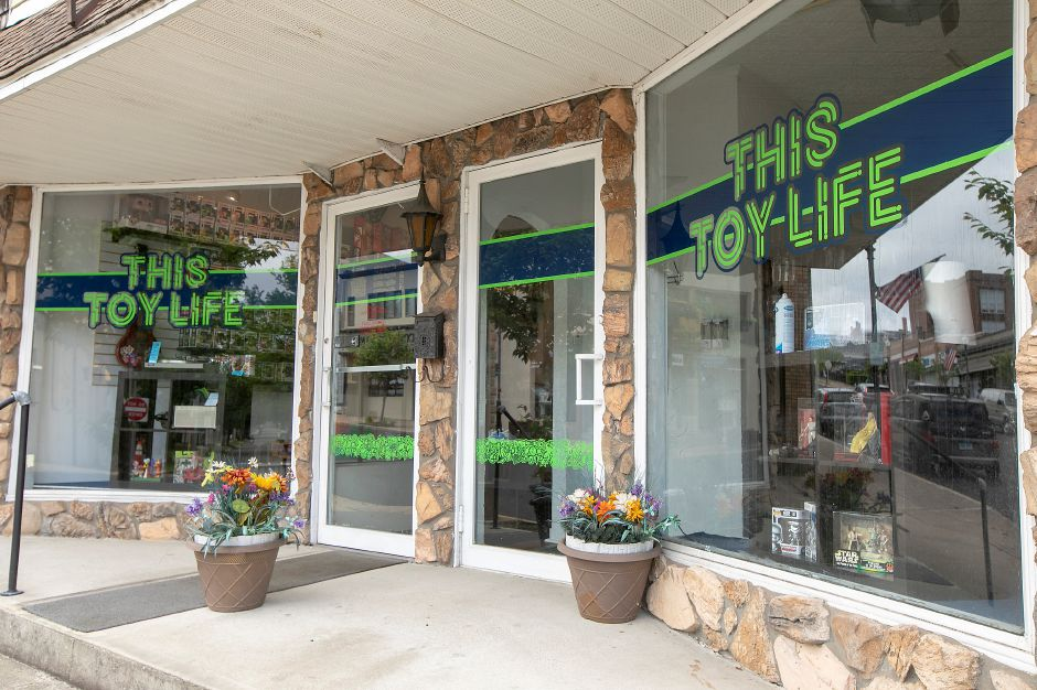 This Toy Life, a new business at 169 Center St. in Wallingford, Tues., May 26, 2020. Dave Zajac, Record-Journal
