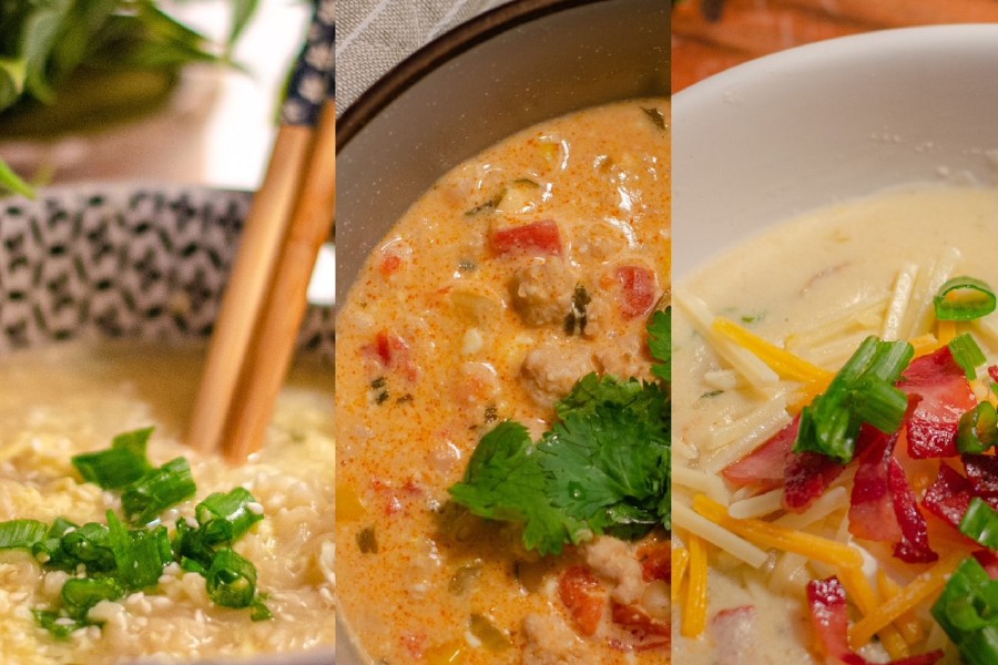Soups to make in quarantine. Lindsay Pytel, special to the Record-Journal