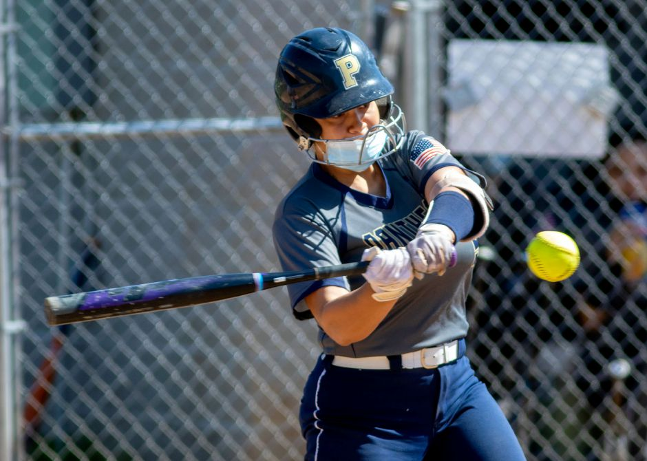 Brooklyn Cividanes and the Platt Panthers have shown plenty of pop to support their ace pitcher, Emily Hart, especially on their home field. Platt (5-4) hosts Maloney (9-2) this afternoon at 3:45. Cividanes, a sophomore, goes in with six home runs on the season. Aaron Flaum, Record-Journal