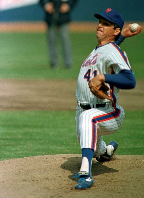 MLB: Mets great Tom Seaver diagnosed with dementia at 74
