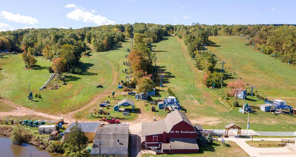 The trails of Mount Southington, Wed., Sept. 30, 2020. Dave Zajac, Record-Journal
