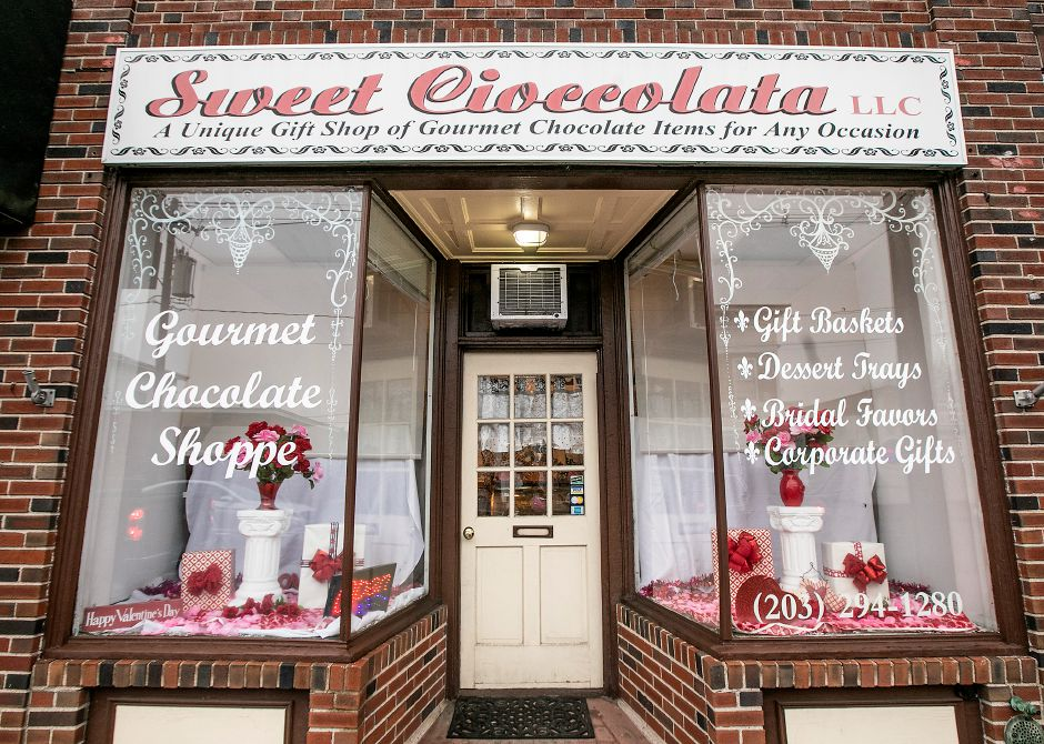 Sweet Cioccolata, 28 N. Colony Rd., Wallingford, Thurs., Feb. 6, 2020. Dave Zajac, Record-Journal