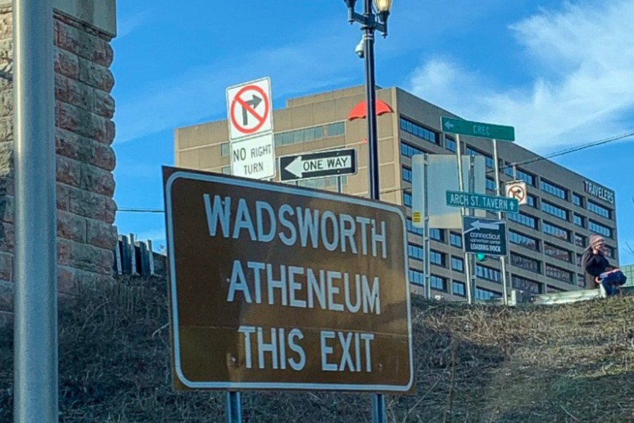 Wadsworth Atheneum on the state