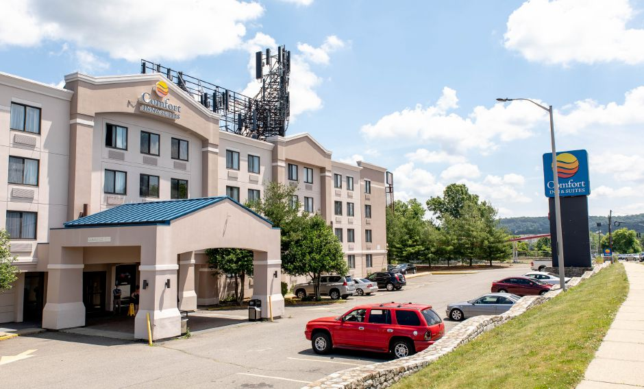 Giovanni Rodriguez, 24, was fatally shot at the Comfort Inn and Suites in Meriden early in the morning on June 21, 2020. | Devin Leith-Yessian/Record-Journal