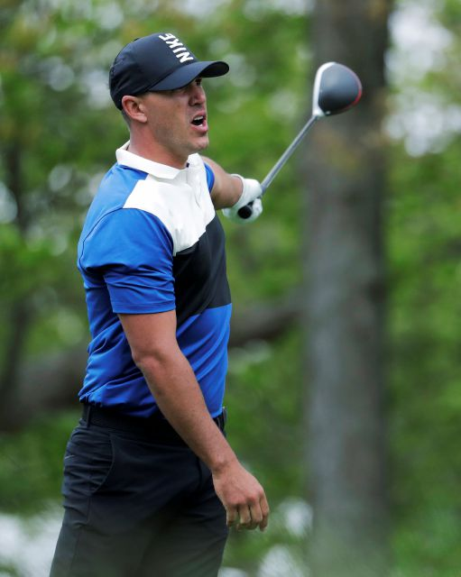Golf: Koepka survives windy Bethpage Black to win PGA ...