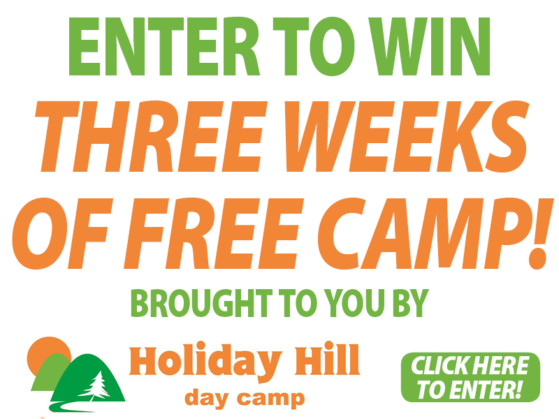 ENTER TO WIN THREE WEEKS OF FREE SUMMER CAMP!