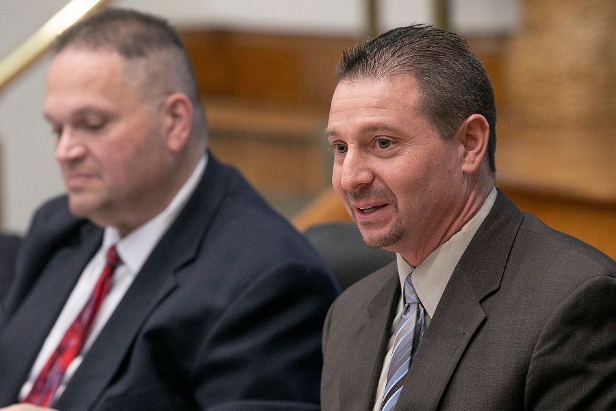 School Superintendent Mark Benigni's contract is on the agenda for Tuesday's Meriden Board of Education meeting. | File photo