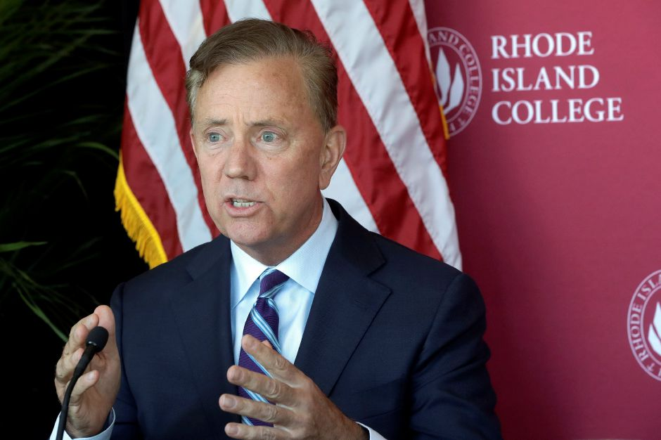 Gov. Ned Lamont. (AP Photo/Steven Senne, File)