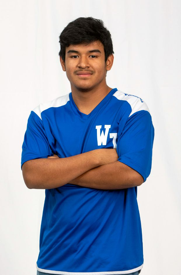 Giovanny Solis/ Wilcox - 2019 All Record-Journal Boys Soccer