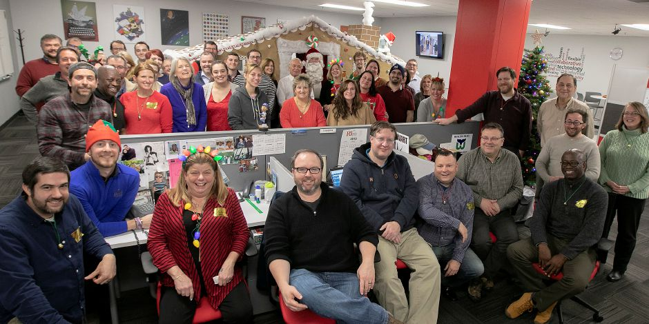 Record-Journal team, Dec. 2019. | Dave Zajac, Record-Journal