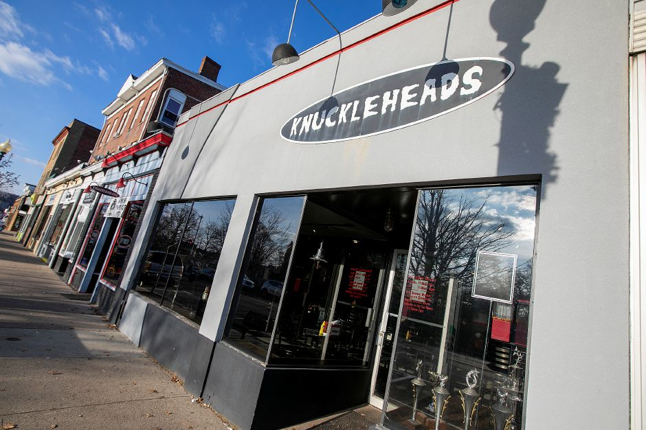 Knuckleheads, 80 Center St.